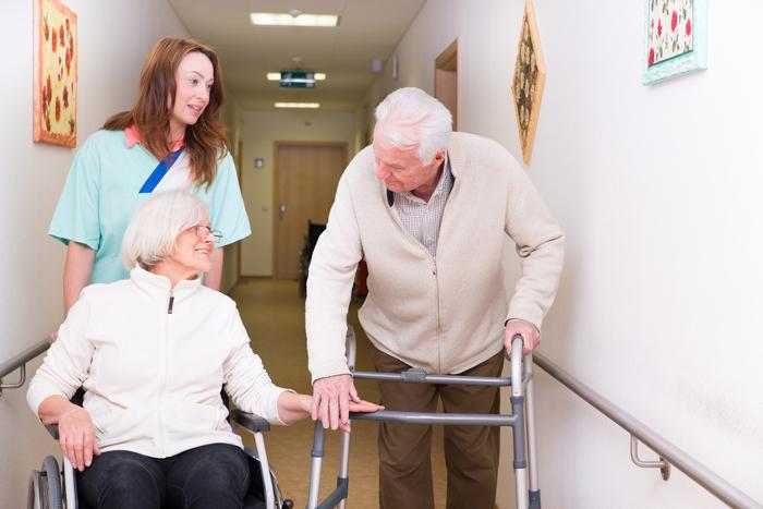 Teilstationäre Pflege