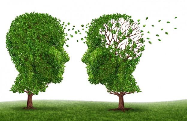 Demenz ist ein schleichender Prozess