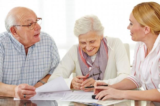Pflege daheim finanzieren