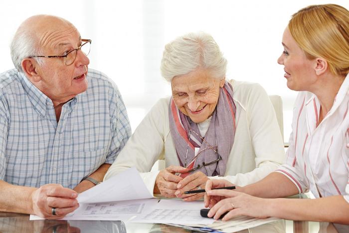 Häusliche Pflege finanzieren