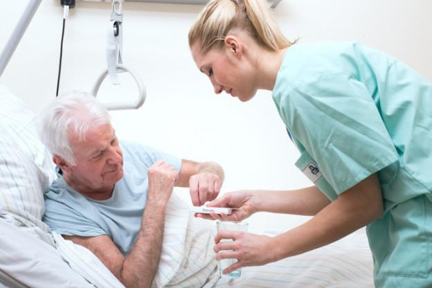 Anforderungen an ein Pflegebett